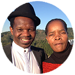 Bheki & Pini Zulu